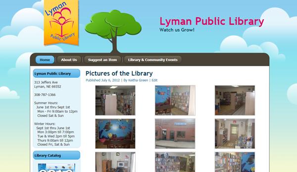 Lyman Public Library